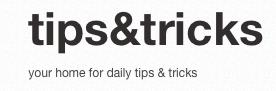 tips&tricks.net