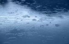 using rainwater